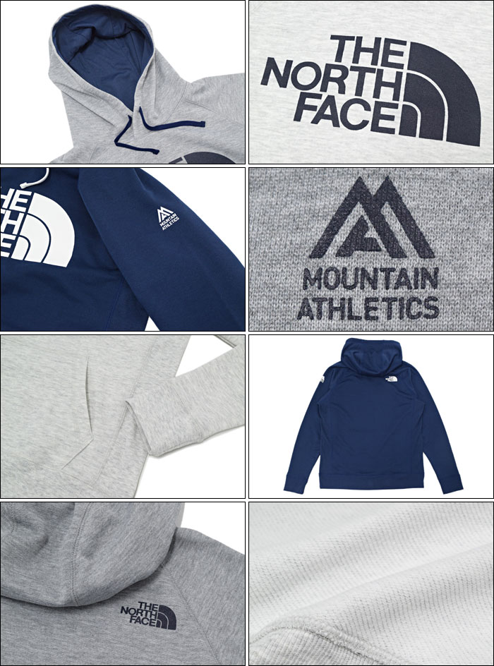 THE NORTH FACE���Ρ����ե������Υѡ����� Color Heathered02