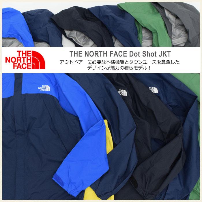 THE NORTH FACE���Ρ����ե������Υ��㥱�å� Dot Shot02