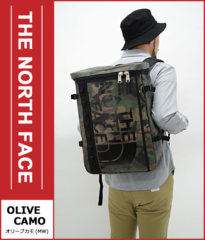 THE NORTH FACE�� �Ρ����ե������ΥХå� BC Fuse Box Backpack08