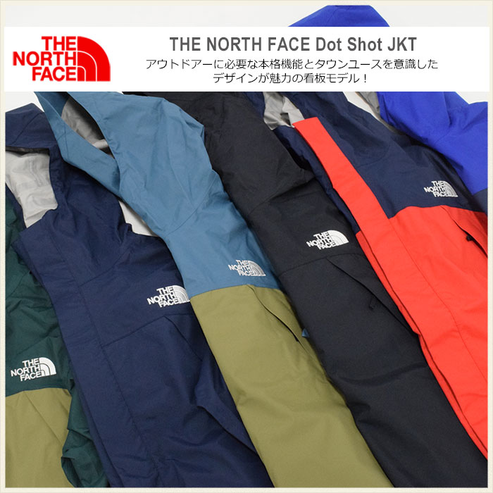 THE NORTH FACE�� �Ρ����ե������Υ��㥱�å� Dot Shot02