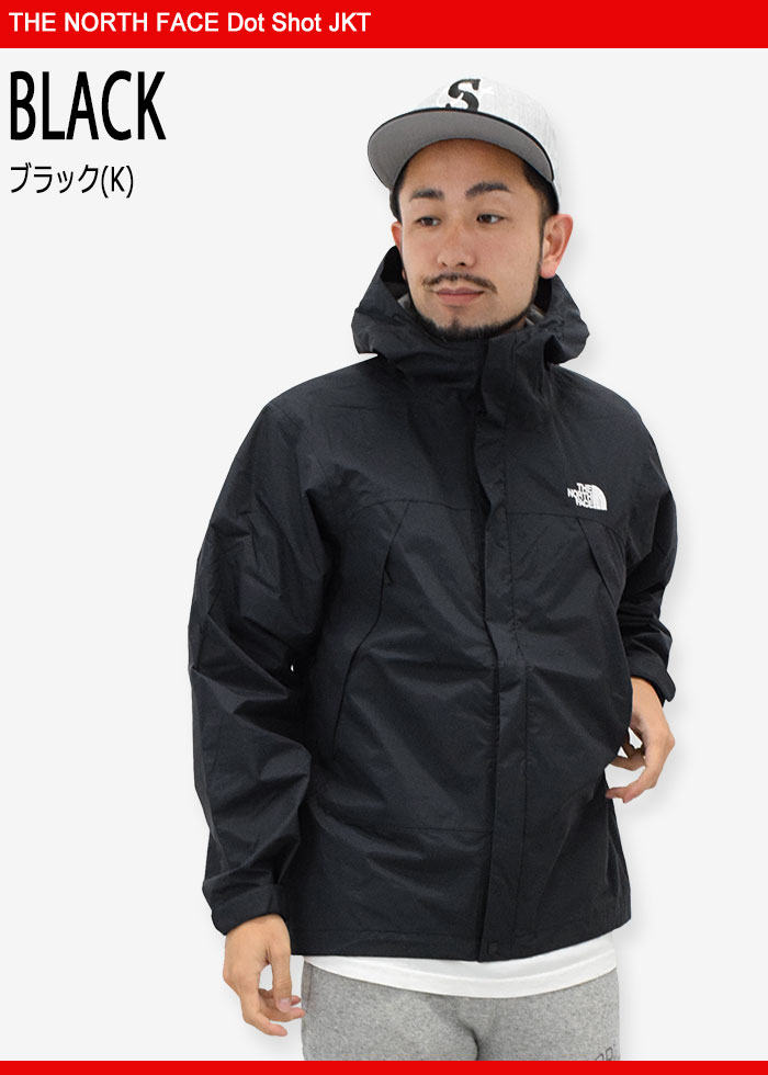 THE NORTH FACE�� �Ρ����ե������Υ��㥱�å� Dot Shot04