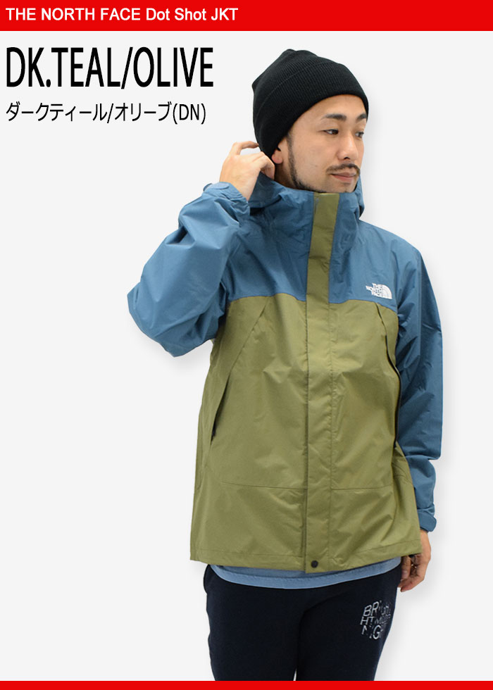 THE NORTH FACE�� �Ρ����ե������Υ��㥱�å� Dot Shot07
