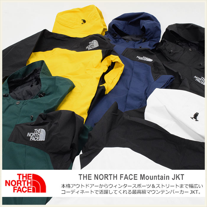 THE NORTH FACEザ ノースフェイスのジャケット Mountain03