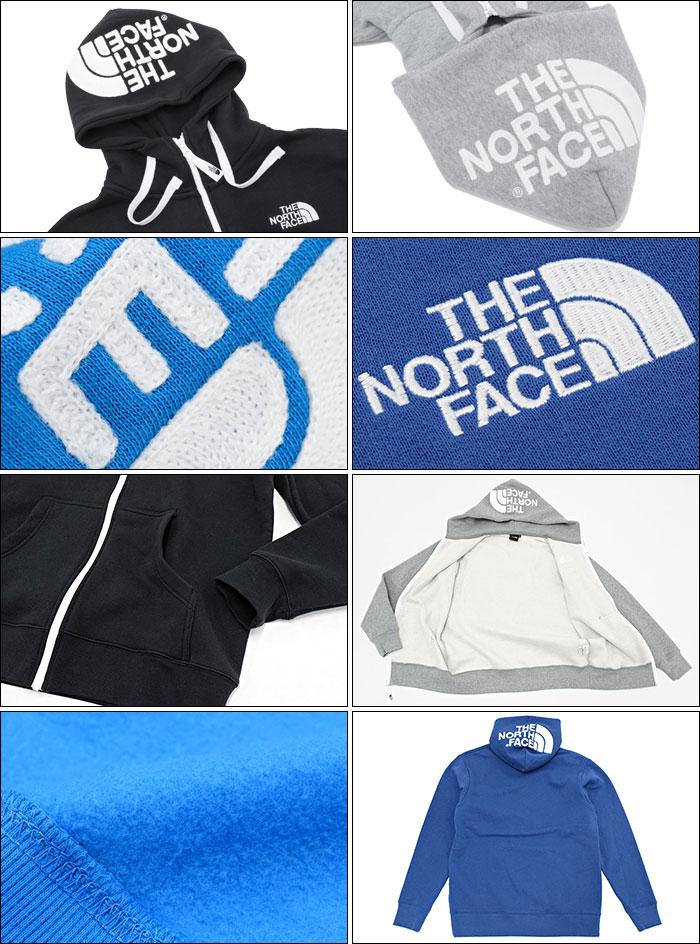 THE NORTH FACEザ ノースフェイスのパーカー リアビュー21