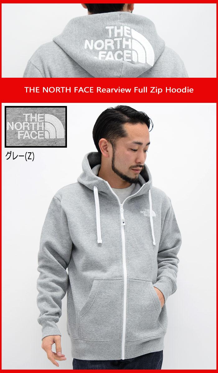 THE NORTH FACEザ ノースフェイスのパーカー リアビュー11