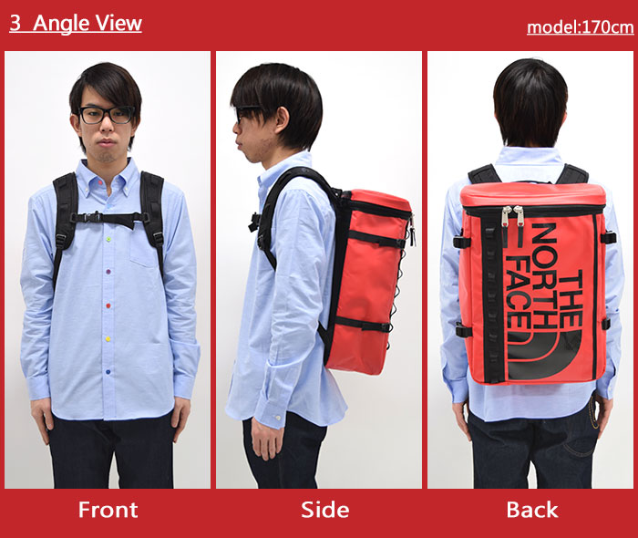 THE NORTH FACEザ ノースフェイスのバッグ BC Fuse Box Backpack16