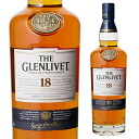 The Glenlivet 18 years single malt whisky 700 ml