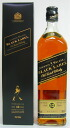 700 ml of Johnnie Walker black Bullen dead whiskey 02P01Sep13