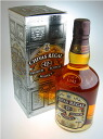 Chivas Regal 12 years 700 ml Bullen dead whiskey