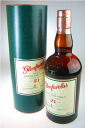 Glenfarclas 21 year single malt whisky 700 ml