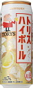 TRIS highball can 7 clean 500 ml x 24 cans 1 case whisky