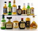 14 whiskey miniature BEST selection sets (Suntory Nikka bourbon Irishman) belonging to gift BOX