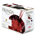 Red franzia wine top box wine (red ) 3000 ml 3 l 3 l 02P01Sep13