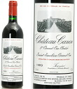 750 ml of chateau canon[1989]Saint Emilion