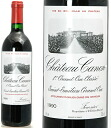 750 ml of chateau canon[1990]Saint Emilion