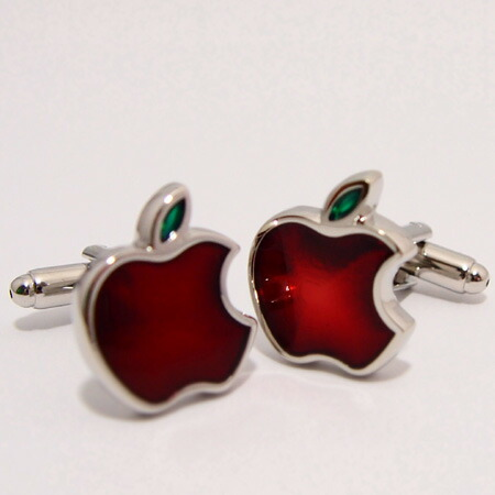 applecufflinks_���åץ������ե��ե��֥�åɡ�