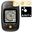 With acceleration, direction and pressure sensor 3 built-in ATLAS ( ASG-15 ) LCD screen «correspondence»