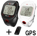 ★ POLAR ( polar ) RCX3 GPS (black/white)