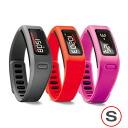 GARMIN ( Garmin) lifelong device for vivofit wristband (red/pink/grey)