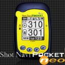 Shot Navi Pocket NEO (샷 나비 포켓 네오) [우 송료 ・ 대금 상환 수수료 무료]