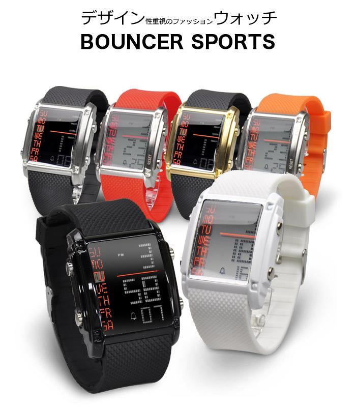 メンズ腕時計BOUNCER(バウンサー)