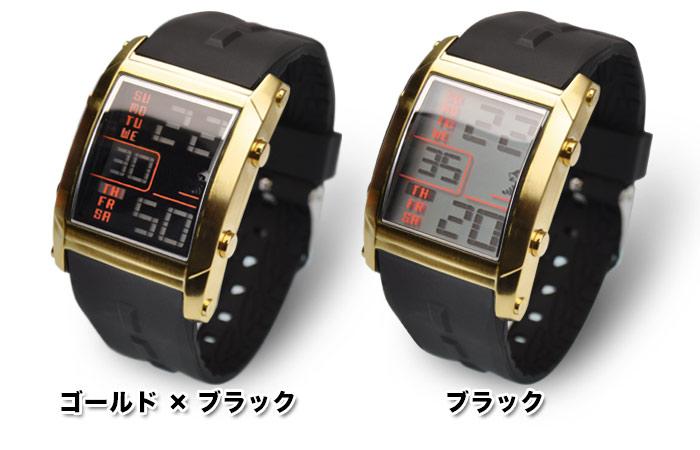 メンズ腕時計BOUNCER 2nd(バウンサーセカンド)バリエーション