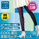 Arrival at COOL pressure beauty leg garters leggings