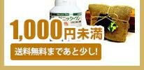 送料無料まであと少し!1000円未満の商品