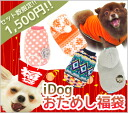 iDog eye dog trial lucky bag