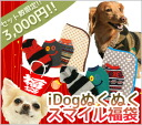 iDog eye dog warm smile lucky bag