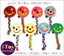 Entering flute without the iDog&iCat domestic production toy iToy colorful clown