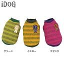 iDog IDOG rabbit border knit tank [M flight 1 / 2]