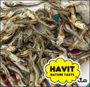 HAVIT ハビット sodium restriction dried small sardines
