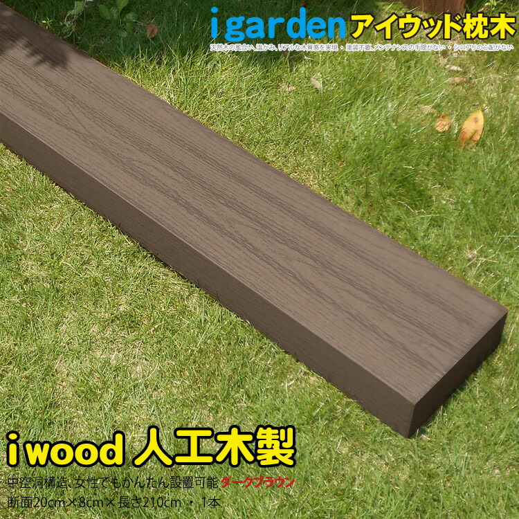 アイウッド枕木