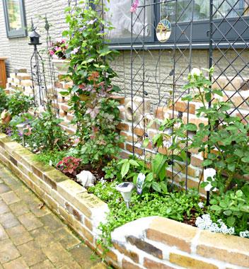 花壇古煉瓦通信販売