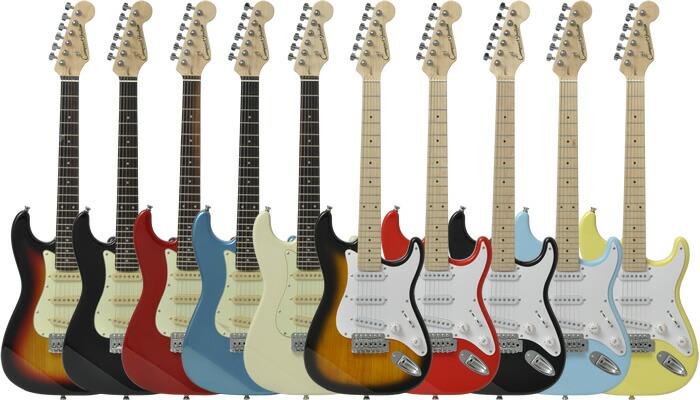 Compact Guitar LINEUPS