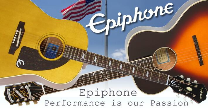 Epiphone Acoustics