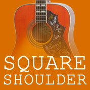 Square Shoulder