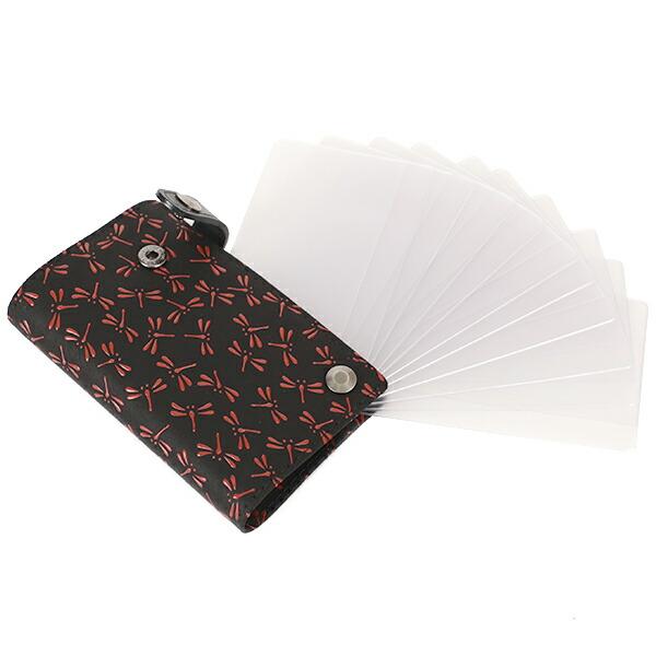 2521 カードケース(クリアポケット)
