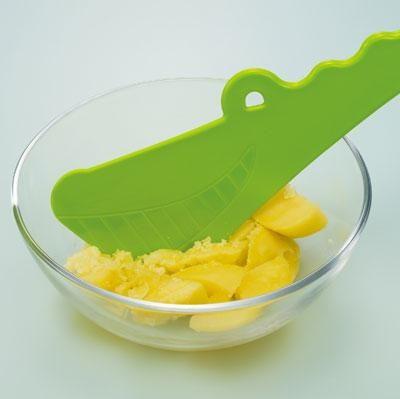 土豆切出形状手工制作