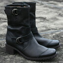Leather Engineer Boots natural design with reduced hard! TODAYS ★ TODAY's ★ 5825 friends maker fs3gm