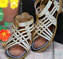 It is a design to see a use foot with leather with the real leather mesh sandals taste neatly. It is casual in conjunction with denim from the natural styles such as forest girls! ★T008 fs04gm