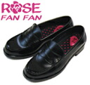 Student shoes junior high student of the basic penny loafers extreme popularity brand Rose fan fan, high school student, 2001 entrance ceremony fs04gm
