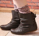 Perfect fit leather バックレースアップ boots natural casual KOOS, vilken you like! ★ 1114 ベオリジルナル * returns & exchanges return your expense