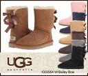 UGG Australia UGG Bailey Bow agbeli bow boots Sheepskin boots 1002954 Mu t / s