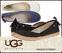 ▼Latest model arrival ▼ UGG Australia INDAH in da espadrille canvas slip-on shoes 1003493 flat mouton sheepskin shortstop /s( sale sale)