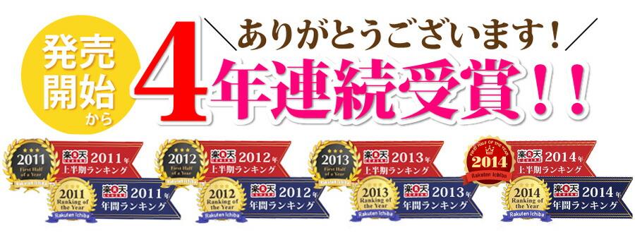 楽天市場2013年 楽天年間ランキング