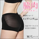Matching and the functional shorts Black Black cream (BRA / bra / underwear / Shorts / Pants / inner / lingerie / Langeais / women's / summer / aside Niku / store Rakuten)