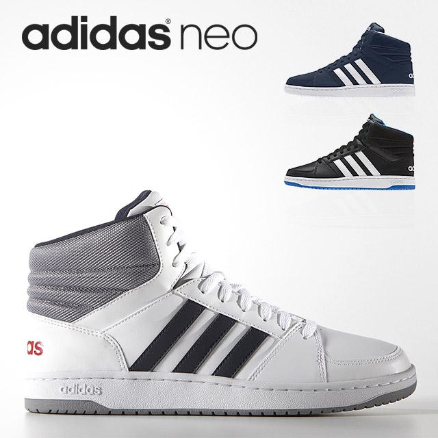 adidas スニーカー ネオ ミッド