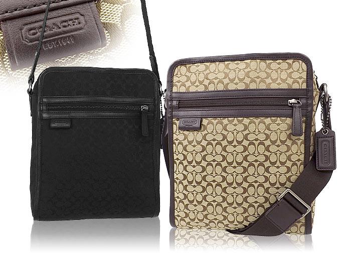 coach bag sale outlet  canvas flight bag